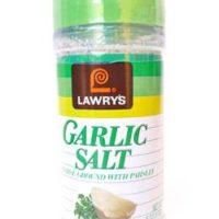 LAWRY'S GARLIC SALT COARSE GROUND WITH PARSLEY 170G