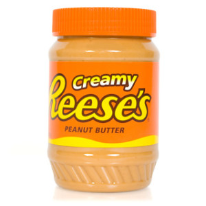 HERSHEY'S REESES PEANUT BUTTER CREAMY 510G