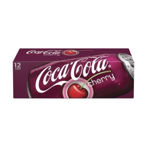 COCA COLA CHERRY 355ML 12 -PACK