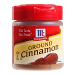 MCCORMICK GROUND CINNAMON 28G