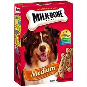 ALIMENTO PERRO MILK-BONE MEDIUM BISCUITS 4.5KG