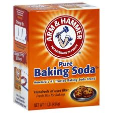 ARM & HAMMER THE STANDARD OF PURITY PURE BAKING SODA 454G