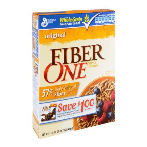 Fiber One Original Cereal, 16.2 Oz