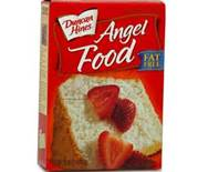 DUNCAN HINES ANGEL FOOD FAT FREE 453G